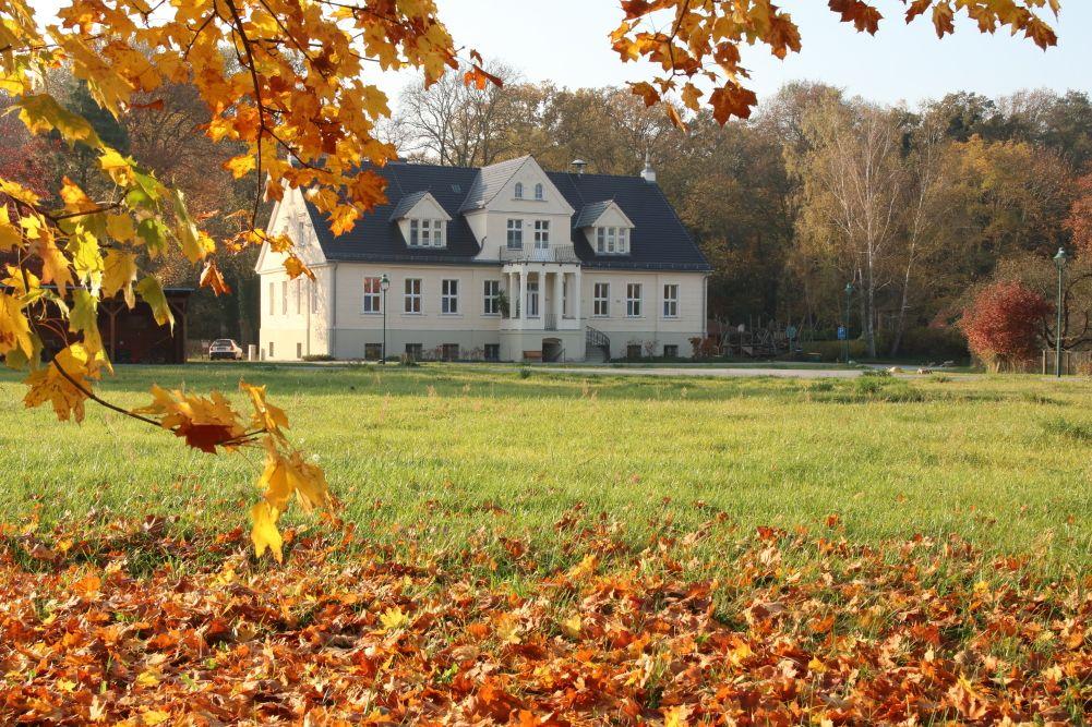 Sanierung Gutshaus Krügersdorf