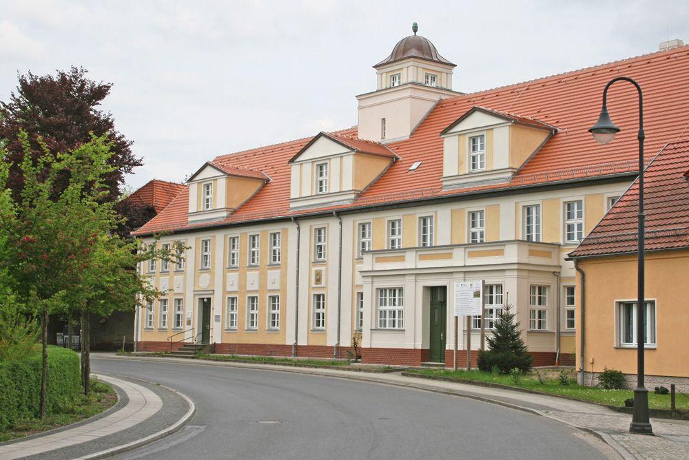 Luisenhof in Lieberose